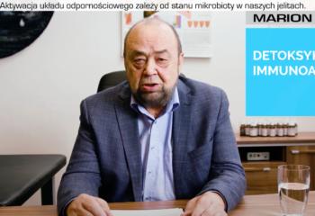 Detoksykacja i immunoaktywacja dr. Jonasza