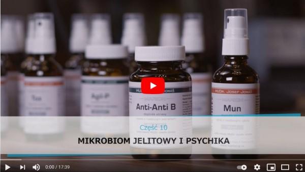 Mikrobiom jelitowy i psychika